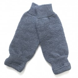 Jambiere Hirsch Natur pufoase si calduroase, terry wool - Jeans