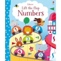 Lift-the-flap numbers - Usborne