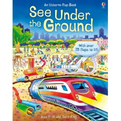 See under the ground - Usborne