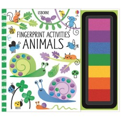 Fingerprint activities: Animals - Usborne