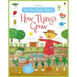 My first book about how things grow - Usborne
