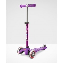 Trotineta Mini Micro Deluxe Purple 2-6 ani