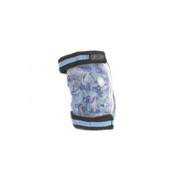 Micro Knee Elbow Pads Blue