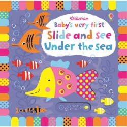 Slide and see under the sea - Usborne