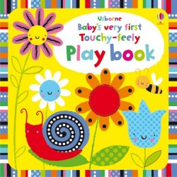 Baby's very first touchy-feely play book - Usborne