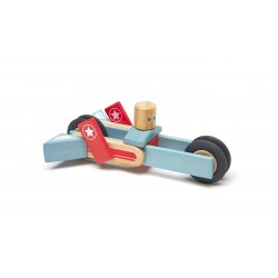 Jumper, set din lemn magnetic Tegu
