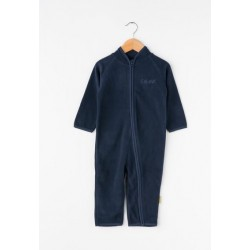 Overall fleece navy - CeLaVi