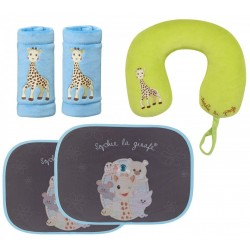 Vulli set calatorie Girafa Sophie