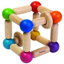 Square Clutching Toy PlanToys