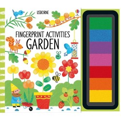 Fingerprint activities: Garden - Usborne