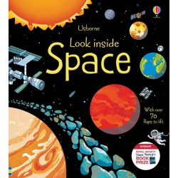 Look inside space - Usborne