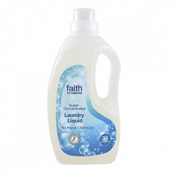 Detergent rufe concentrat, Faith in Nature, 30 spalari