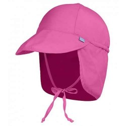 Pălărie iPlay SPF 50+ - Flap Hot Pink