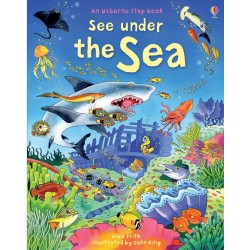 See under the sea - Usborne