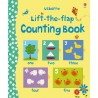 Lift-the-flap counting book - Usborne