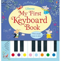 My first keyboard book - Usborne