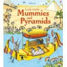 Look inside mummies and pyramids - Usborne