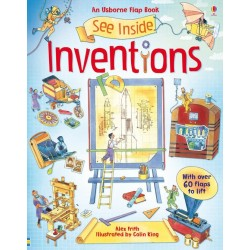 See inside inventions - Usborne