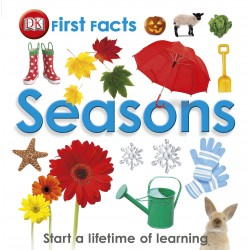 First Facts Seasons - by DK