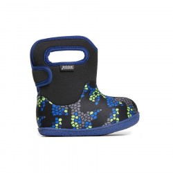 Baby Bogs Axel Black Multi