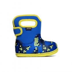 Baby Bogs Axel Blue Multi