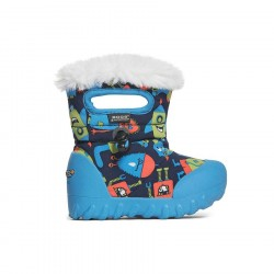 B-Moc Monsters Dark Blue Multi - Bogs
