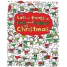 Lots of things to find and colour at Christmas - Usborne