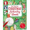 Christmas activity book - Usborne