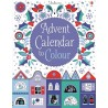 Advent calendar to colour - Usborne