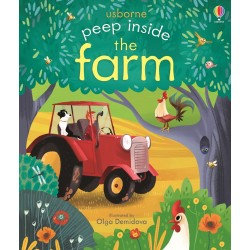Peep inside the farm - Usborne