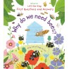 Why do we need bees? - Usborne