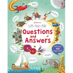 Lift-the-flap questions and answers - Usborne
