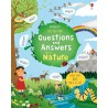 Lift-the-flap questions and answers about nature - Usborne
