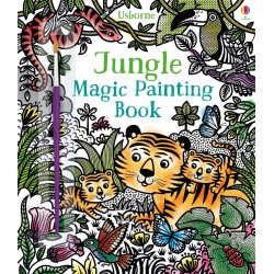 Jungle magic painting book - Usborne