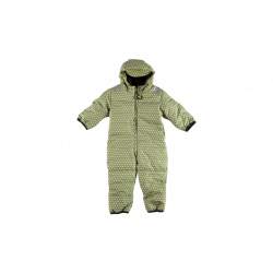 Snowsuit (costum de iarna) funky green - Ducksday