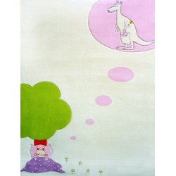 Covor sweet dreams in cream 134 x 180 cm