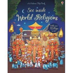 See inside world religions - Usborne