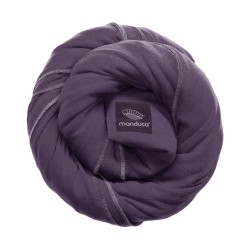 Wrap elastic Manduca - purple