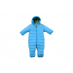 Snowsuit (costum de iarna) app blue - Ducksday