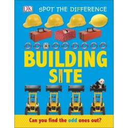 Spot the Difference Building Site - by DK