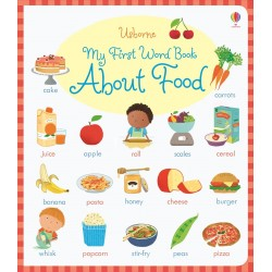 My first word book about food - Usborne