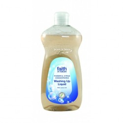 Solutie antibacteriana cu citrice, pt vase, Faith in Nature, 500 ml