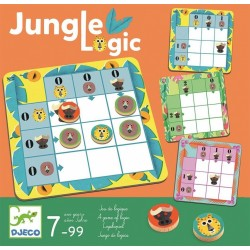 Joc jungle logic Djeco