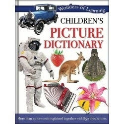 Children's Picture Dictionary – Wonders of Learning