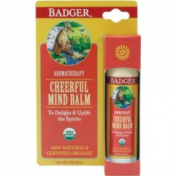 Balsam aromaterapie - Cheerful Mind - Badger