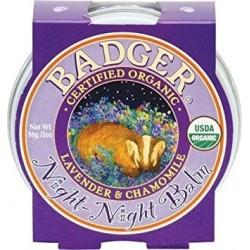 Mini balsam pt un somn linistit - Night-Night Baby Badger - pt copii - 21 g