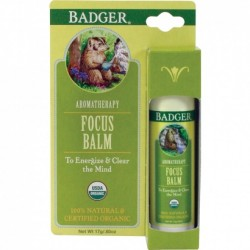 Balsam aromaterapie - Focus Mind - Badger - 17 g