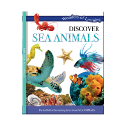 Discover Sea animals – Wonders of Learning