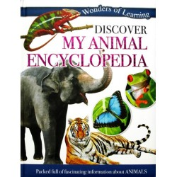 Discover MMy Animal Encyclopedia – Wonders of Learning