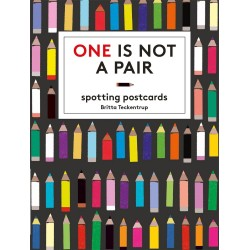 One Is Not a Pair - Spotting Postcards